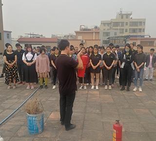 2019年云阳电子消防演习活动